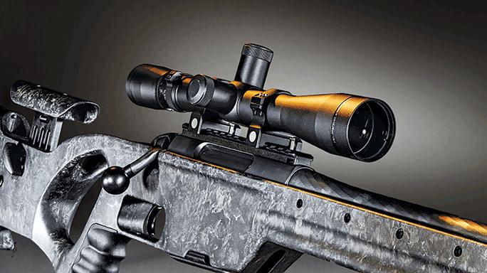 Steyr Arms SSG Carbon Bolt-Action Rifle scope