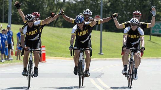 U.S. Military Academy DoD Warrior Games 2016