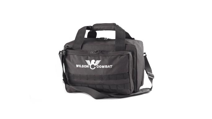 Wilson Combat Deluxe Range Bag lead