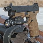 Springfield Armory Threaded Barrel XDM Pistol lead