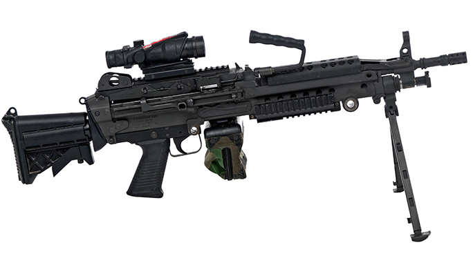 13 Hours: The Secret Soldiers of Benghazi FN M249 SAW