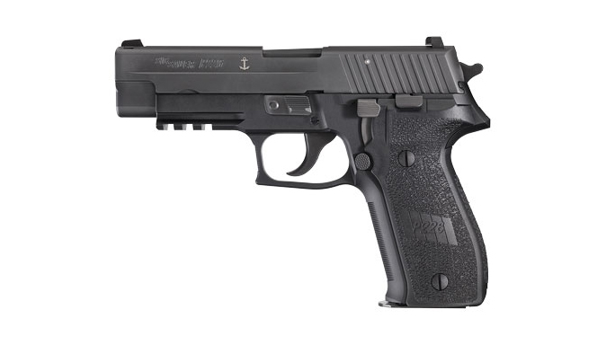 13 Hours: The Secret Soldiers of Benghazi SIG SAUER P226