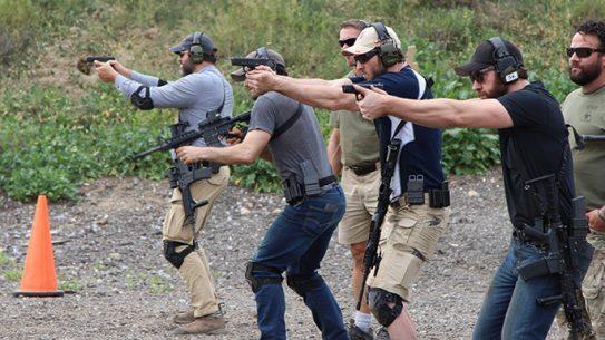 13 Hours: The Secret Soldiers of Benghazi firing line