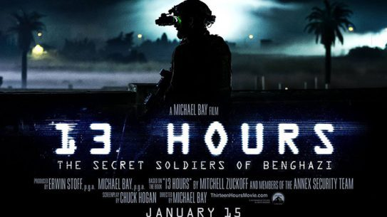 Movie Review 13 Hours: The Secret Soldiers of Benghazi