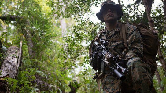 31st MEU Jungle Training Camp Hansen