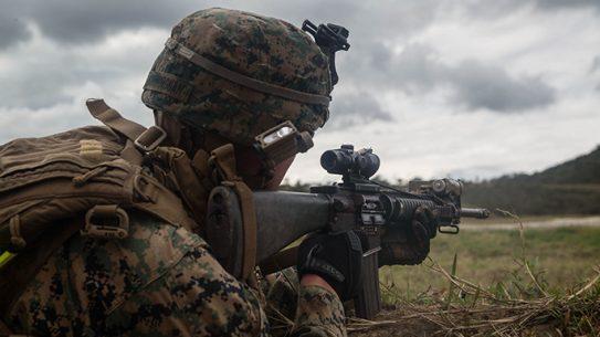 Marines 2016 Jungle Live-Fire Squad Attack
