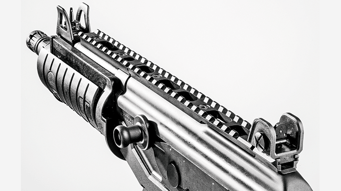 IWI Galil ACE GAP39 Pistol rail