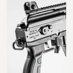 IWI Galil ACE GAP39 Pistol rear