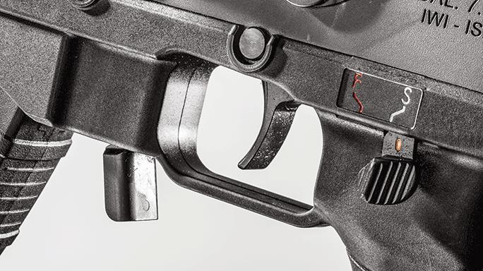 IWI Galil ACE GAP39 Pistol trigger