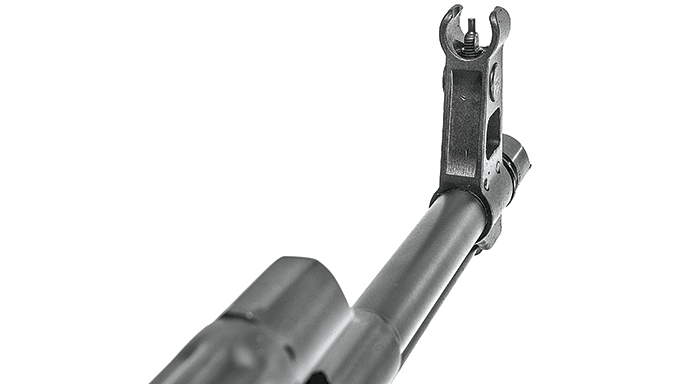 James River Armory Russian AKM Rifle front sight