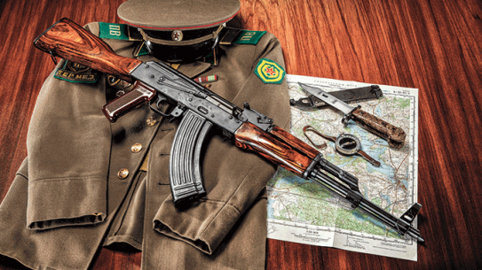 James River Armory Russian AKM Rifle lead