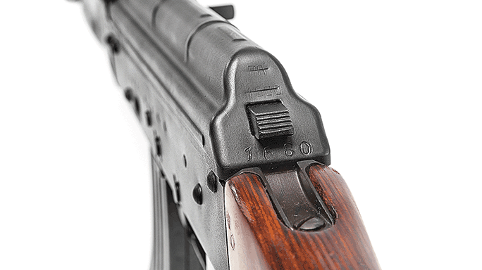 James River Armory Russian AKM Rifle serial