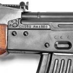 James River Armory Russian AKM Rifle trunnion