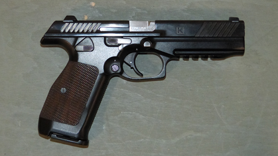Kalashnikov Concern PL-14 9mm Pistol