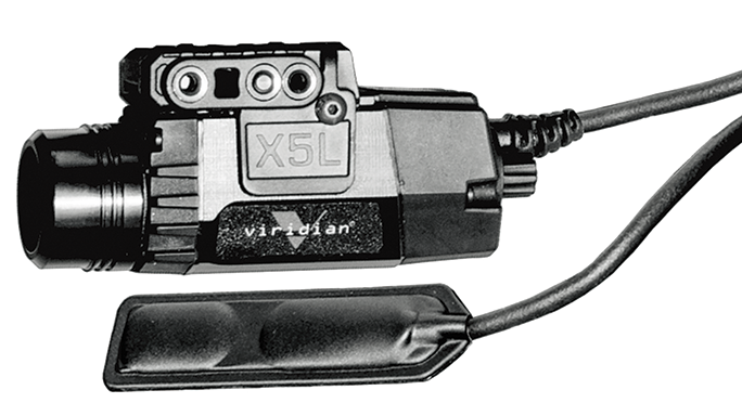 AK Optics 2016 Viridian X5L-RS