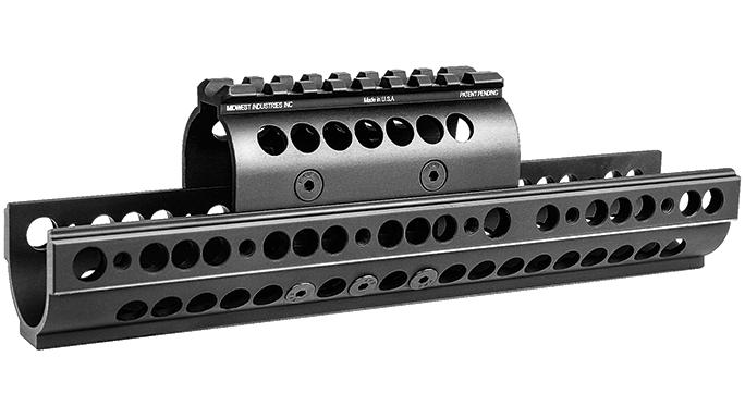AK Rails 2016 Midwest Industries Extended AK-SS Universal Handguard
