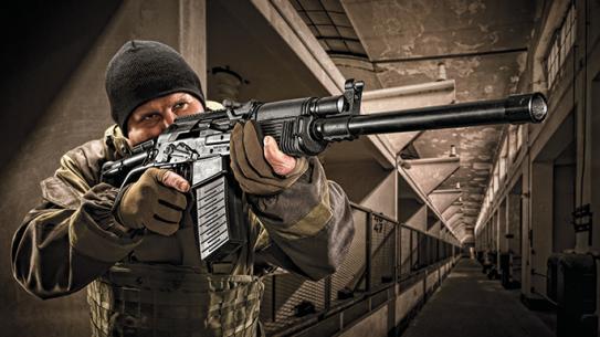 K-VAR VEPR-12 Semi-Auto Shotgun lead