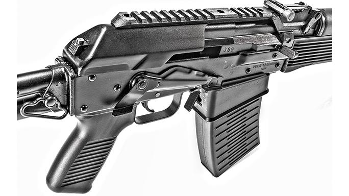 K-VAR VEPR-12 Semi-Auto Shotgun magazine