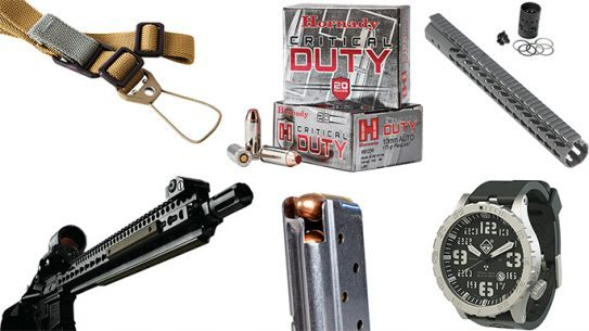 10 New & Notable Tactical Products For 2016