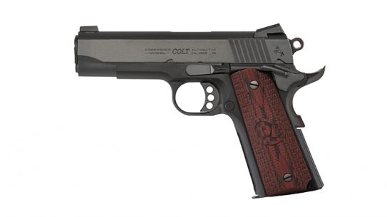 Colt Lightweight Commander Concealed-Carry 1911 Pistol