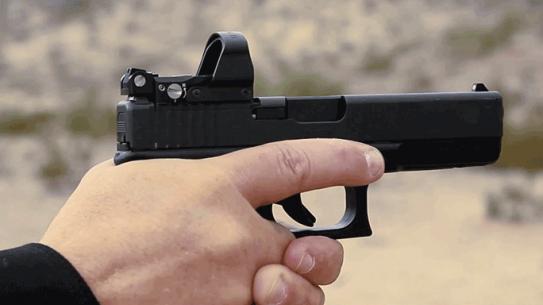 Glock MOS Configuration G17, G19