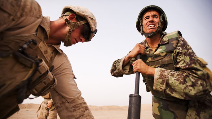 Second Platoon: Call Sign Hades mortar