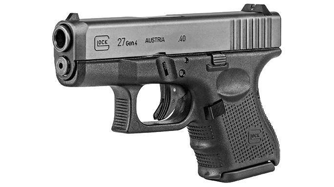 Backup Pistols 2016 Glock 27 Gen4