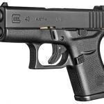 Backup Pistols 2016 Glock 43