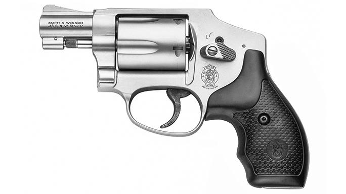 Backup Pistols 2016 Smith & Wesson Model 642