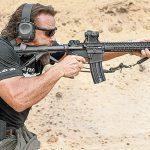 DVD Review Gunfighting Pat McNamara carbine