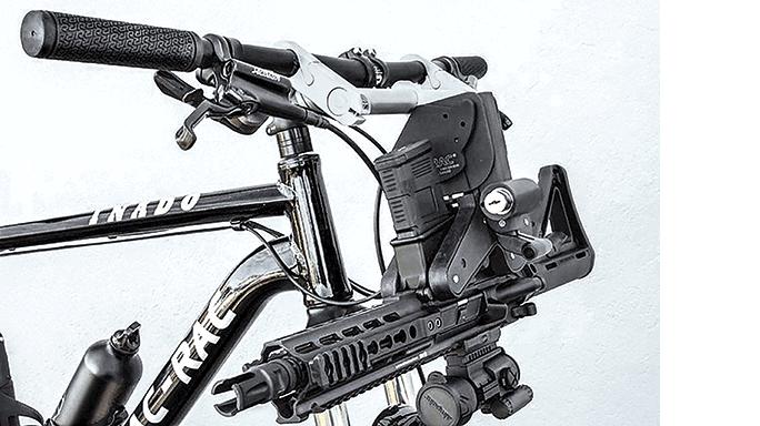 IACP 2015 INADO LE Bicycle Mount