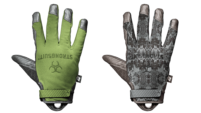 IACP 2015 StrongSuit QSeries Gloves