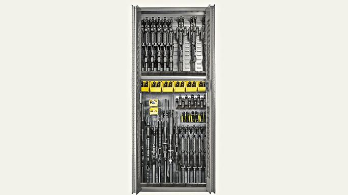 Gun Lockers SecureIt Tactical Weapon Storage Platform