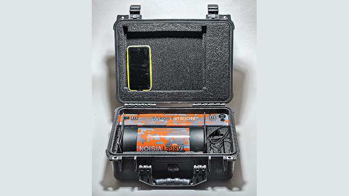 TargetVision LR1 Long-Range Wireless Spotting Scope
