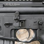 LWRCI IC-DI Rifle test controls