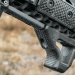 LWRCI IC-DI Rifle test foregrip
