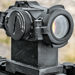 LWRCI IC-DI Rifle test optic