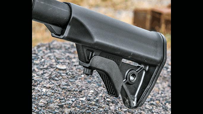 LWRCI IC-DI Rifle test stock