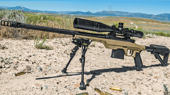 Mossberg MVP-LC Rifle test lead