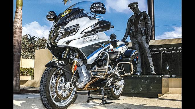 Hot Pursuit Motorcycles BMW