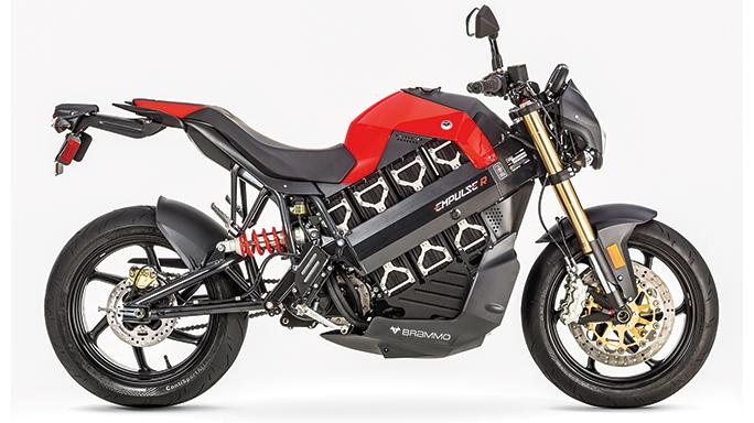 Hot Pursuit Motorcycles Victory Empulse TT