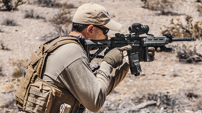 AR-15 Patrol Rifle Evolution lead