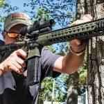 Gun Test Barrett REC7 DI Rifle 5.56mm field