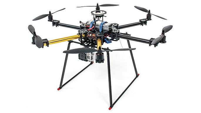 UAVS Law Enforcement Century Neo 660