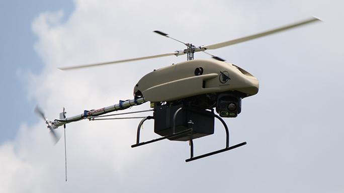 UAVS Law Enforcement Vanguard ShadowHawk