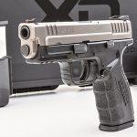 """Test Springfields 9mm XD Mod.2 4"""" Service Model Pistol lead"""