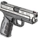 """Test Springfields 9mm XD Mod.2 4"""" Service Model Pistol solo"""