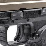 "Test Springfields 9mm XD Mod.2 4"" Service Model Pistol trigger"