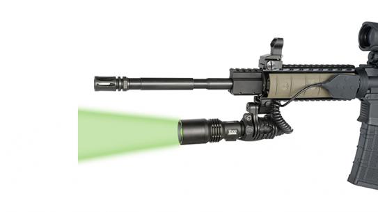 Viridian Illuminator Series Weapon-Mounted LED