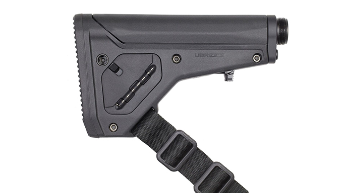 Magpul UBR 2.0 Collapsible Stock low sling
